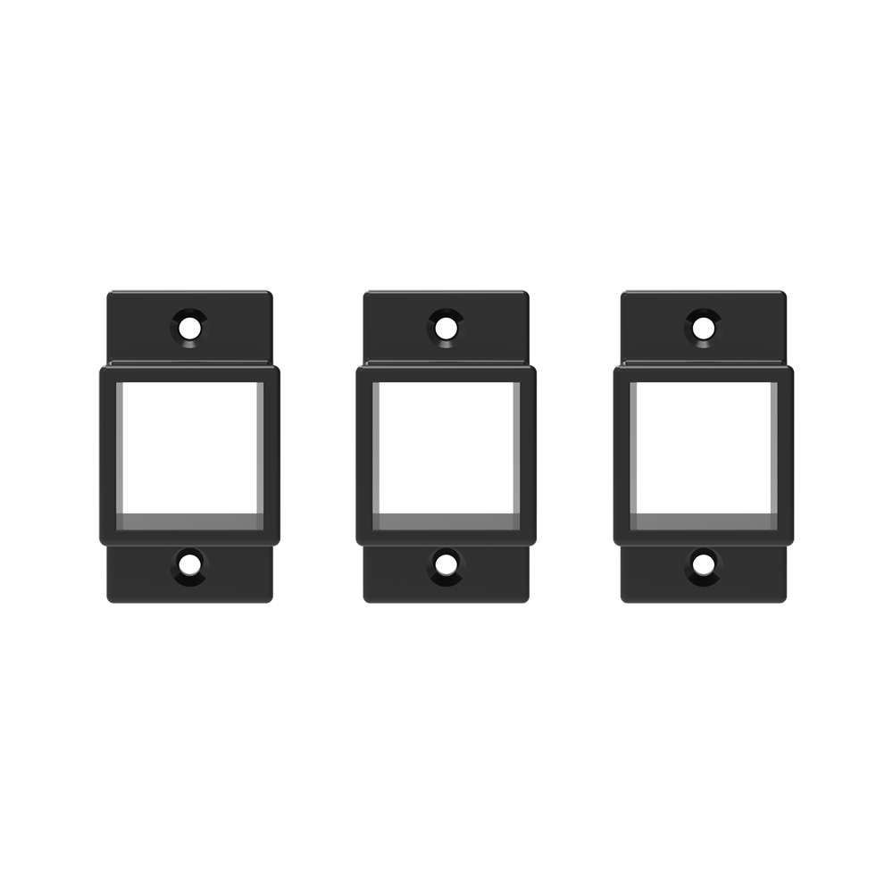 Home & Harbor Series Wall Mount Bracket (3 Pack)