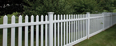 Vinyl Picket FenceVinyl Picket FenceVinyl Picket Fence